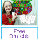Kids' Advent Calendar – Free Family Advent Activity Cards