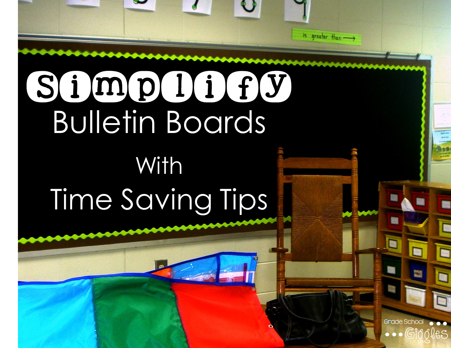 simplify bulletin boards with time saving tips and tricks