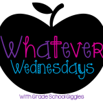 Whatever Wednesday: Week 1