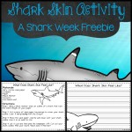 Shark Week (Freebie Included!)