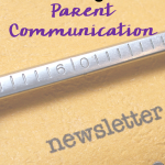Start Off Right With Positive Parent Communication