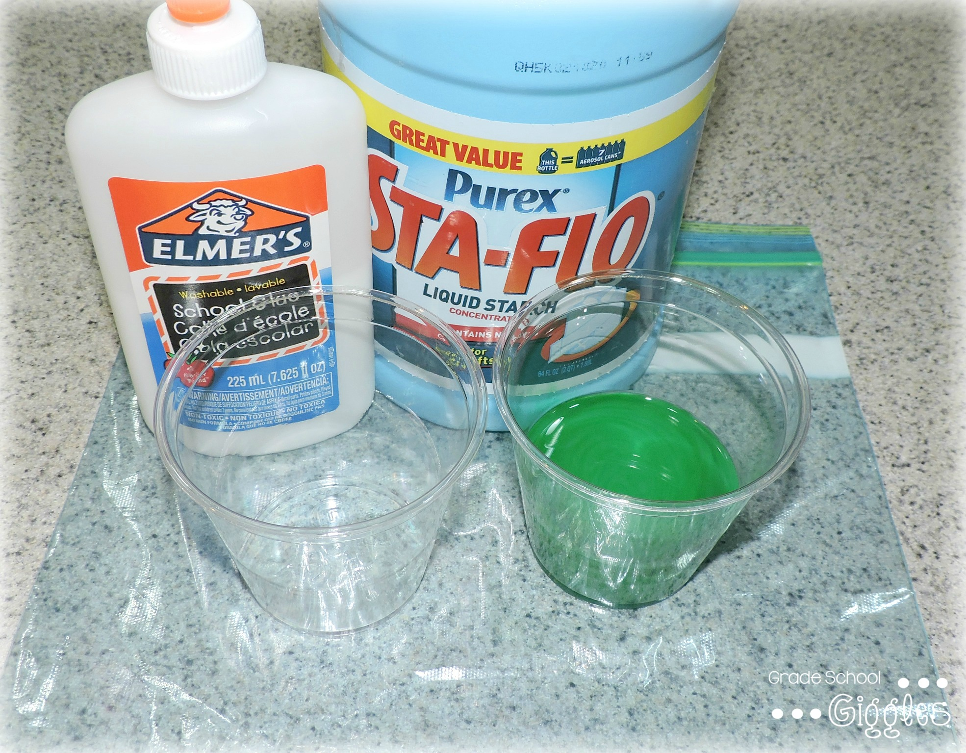 Make Your Own Silly Putty Goo: Franken-Slime Project ... - photo#42