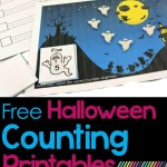 Have Some Hands On Fun While Practicing Counting This Halloween