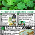 Sharing Sunday: March Freebies and Fun Ideas