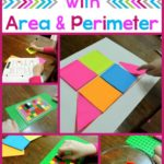 Area and Perimeter: Hands on Lesson Ideas that are Fun!