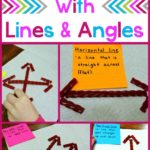 Lines and Angles – A Hands on Lesson Idea
