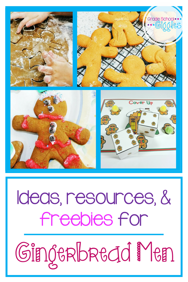 Gingerbread Goodies: Teachers That Give Blog Hop