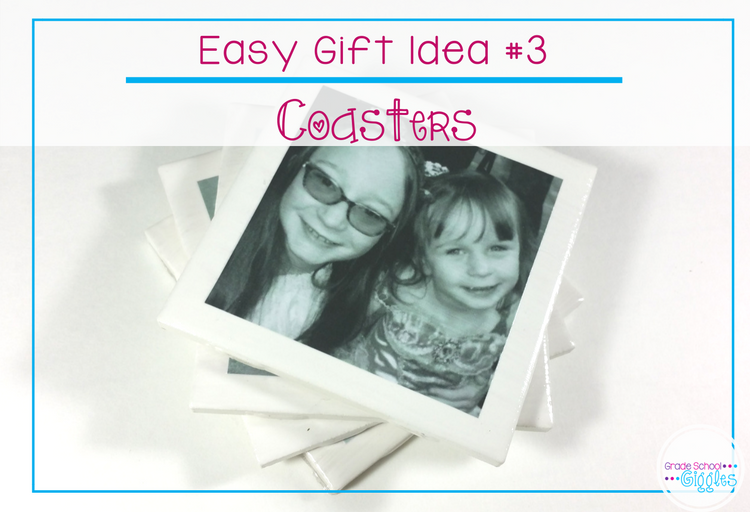 Here are 6 homemade photo gift ideas for kids to make. These small gifts are perfect for letting kids show their creative side by making personalized tokens of appreciation for mom, for dad, or for their teacher. Whether you need a DIY idea for Christmas or a birthday, these gifts are unique, cheap, handmade, and easy!