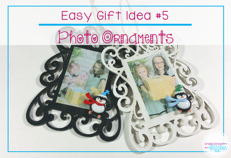 Diy Photo Gifts For Kids 6 Easy Ideas Grade School Giggles