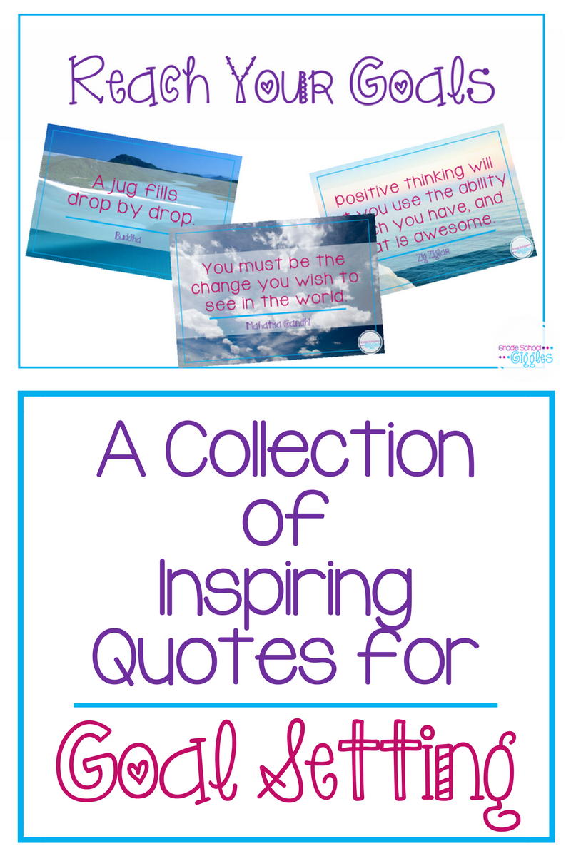 Awesome & Inspiring Quotes for New Year's Goal Setting